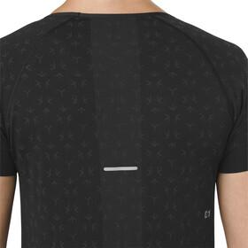 asics Seamless SS Texture Koszulka Kobiety, performance black